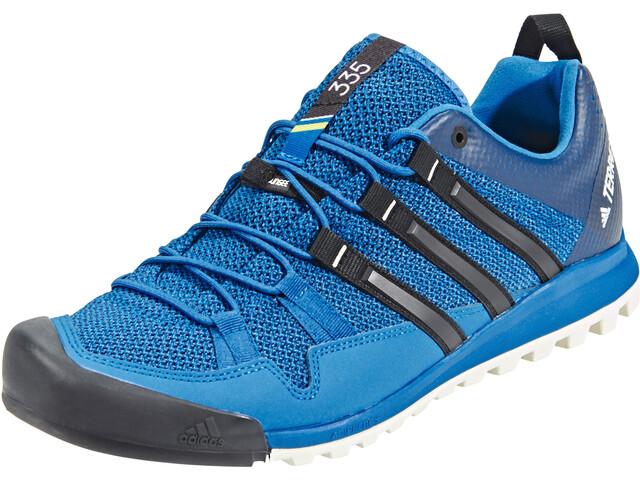 finest selection c0ca7 e91c4 adidas TERREX Solo Scarpe Uomo blu nero
